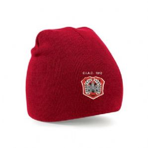 C.I.A.C. Red Beanie Hat - 2018